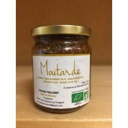 Moutarde artisanale BIO