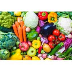 Panier de Fruits et Légumes (moyen)