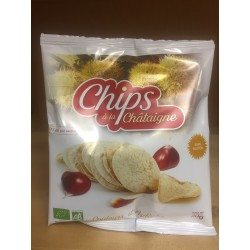 Chips de chataigne