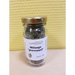 Mélange taboulé salade