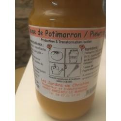 Soupe Potimarron / Pleurotes