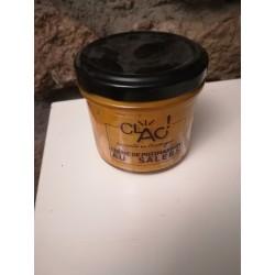 Tartinade BIO ''crème de poireau à la fourme d'Ambert''