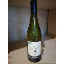"Vin blanc BIO ''Chassez le naturel"""