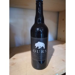 """Biere """"Ours"""" Blanche 33cL"""