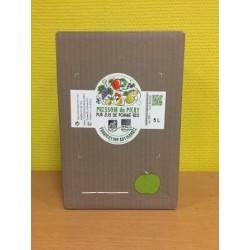 Bag in Box de jus de Pommes (5L) BIO