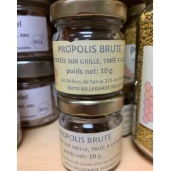 Propolis Brute à macher (10g)