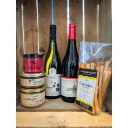 La Grand'Boîte Vin Végétarienne