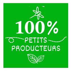 100 % petits producteurs région lyonnaise