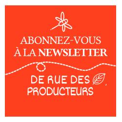 Abonnez-vous à la newsletter de la rue des producteurs et soutenez les agriculteurs locaux autour de lyon